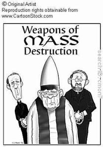 Yep, the clergy sure are (applies to all religions)