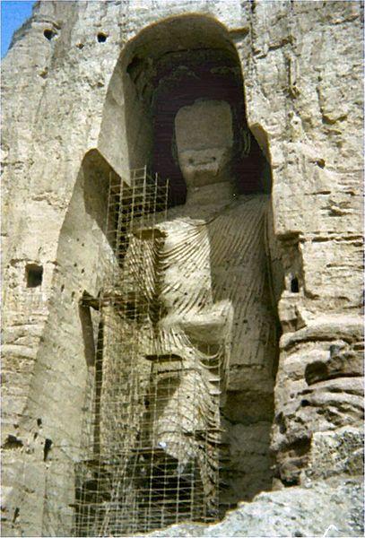 Bamyan - Statue of Buddah *Author: Marco Bonavoglia