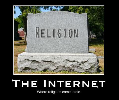 internetreligiondies