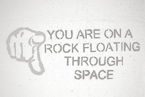 rock space