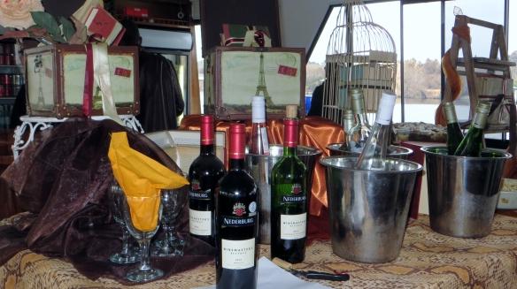Wine aboard