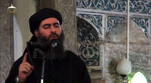 Face of Death - ISIS Leader Abu Bakr al-Baghdadi