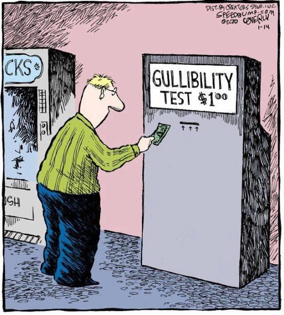 gullibilitytest